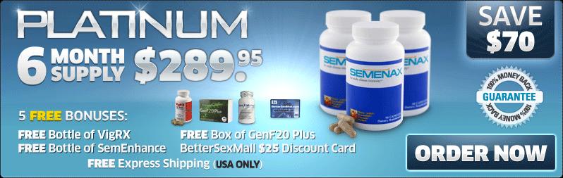 SEMENAX Platinam Order